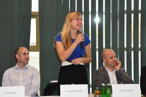 Anneleen Decloedt, University of Ghent, Belgium