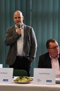 Gert De Rouck, KU Leuven, Belgium